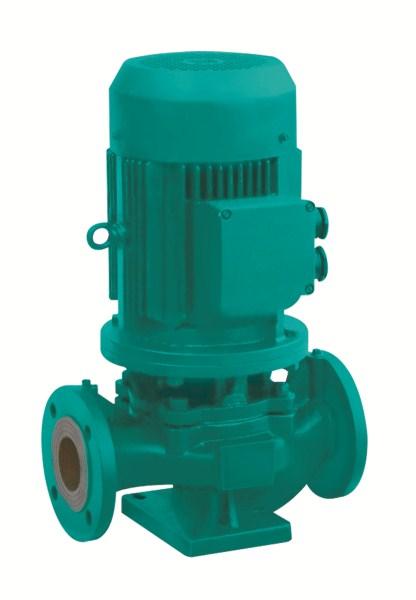Vertical in Line Centrifugal Pump (ILPH)
