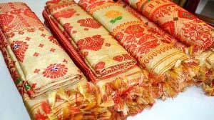 Moonga Silk Fabric