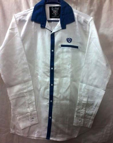 cd8f49a3 Mens Casual Shirt Manufacturer & Exporters from, India | ID - 1092742