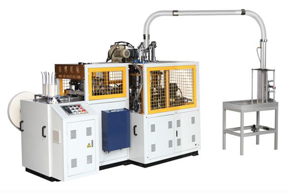 Buy Fully Automatic Paper Cup Making Machine (PRI2100) from