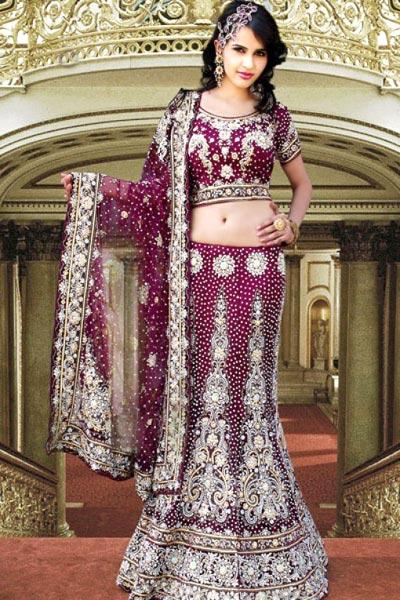 0580d7a704 Bridal Lehenga Manufacturer & Exporters from Delhi, India | ID - 1183532
