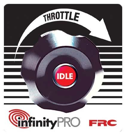 Infinity-PRO Engine Throttles (ETA 400)