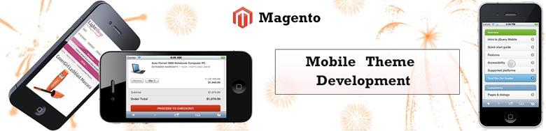 Magento Mobile Theme Development Services