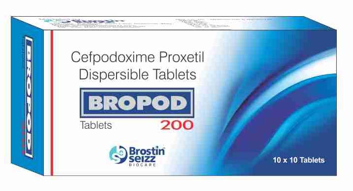 bropod 200 tablet Manufacturer in Ambala Haryana India by