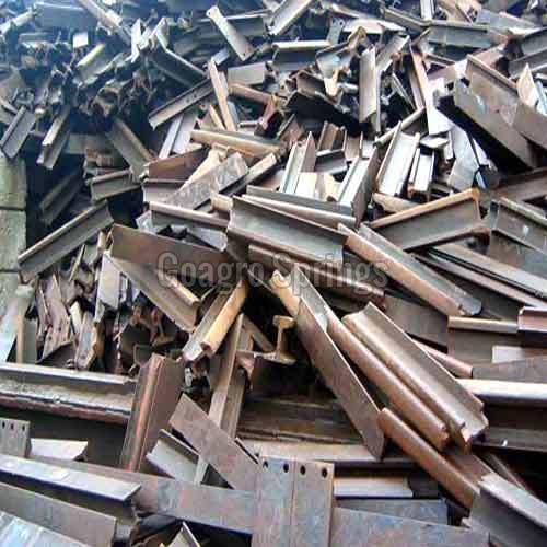 Rail Track Parts