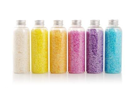 Bath Salt Soaps