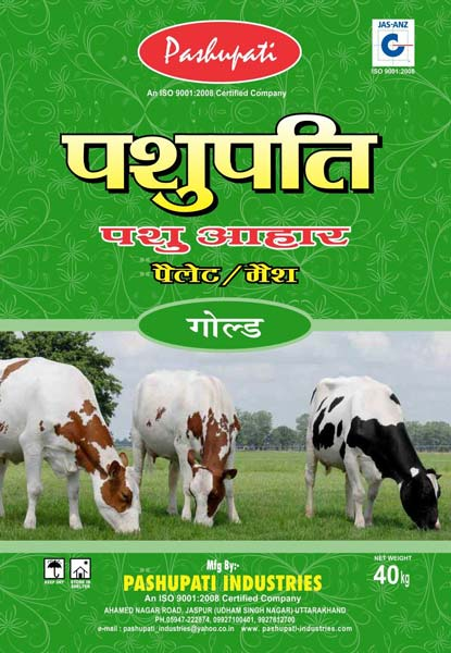 Gold Cattle Feed