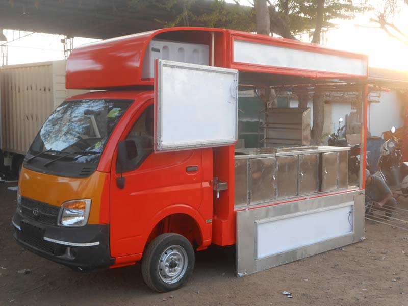 Food Truck For Sale In India