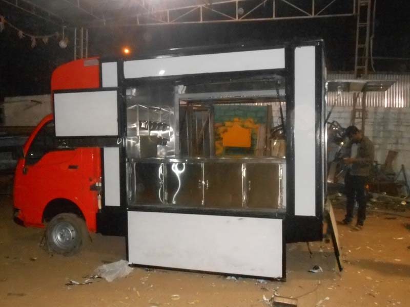 Kitchen Trucks For Sale In India