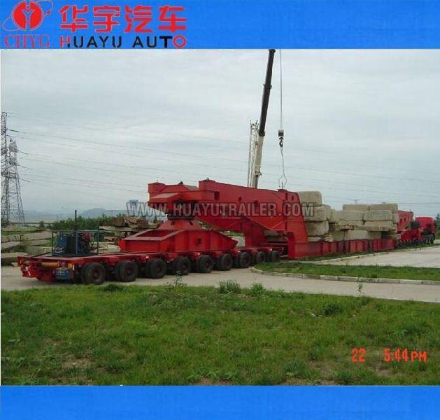 big bridge transport semi trailer (87164000)