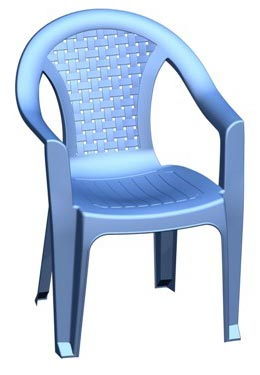 Buy Plastic Chairs from Hayat Export Import, South Delhi