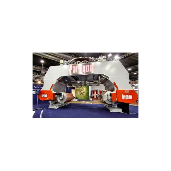 Granite Processing Machine (Multiwire Machines Paragon)