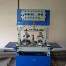 Hydraulic Automatic Four Die Plate Making Machine (004)