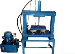 Hydraulic Disposable Plate Making Machine (006)