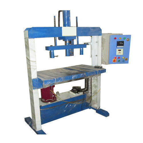 Hydraulic Double die Paper Plate Making Machine (007)
