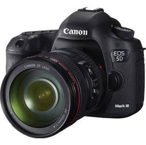 Canon Eos 5d Mark Iii 22.3 Mp Digital Slr Camera (Digital Camera)