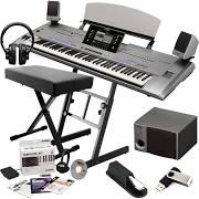 Yamaha Tyros5 76-key Arranger Keyboard Workstation (Musical Instrument)