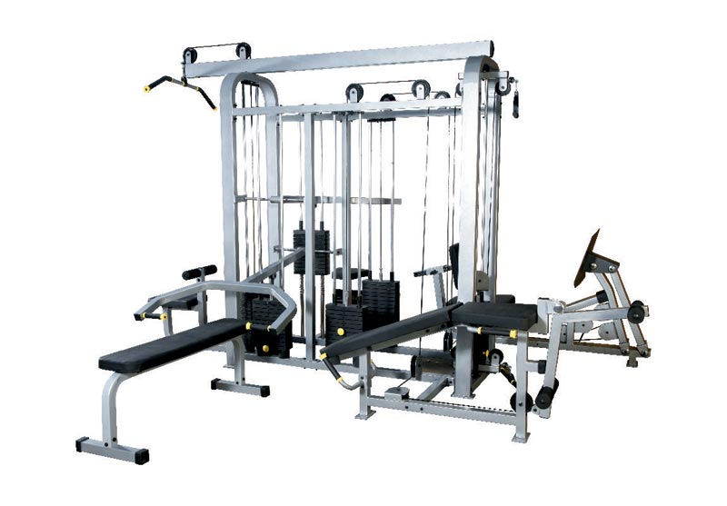 Multi gym station manufacturer in ahmedabad gujarat