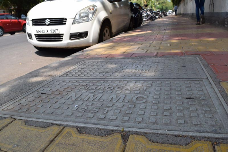 FRP Rectangular Solid Top Manhole Covers