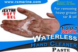 Waterless Hand Cleaner (RXSOL 16-1001)
