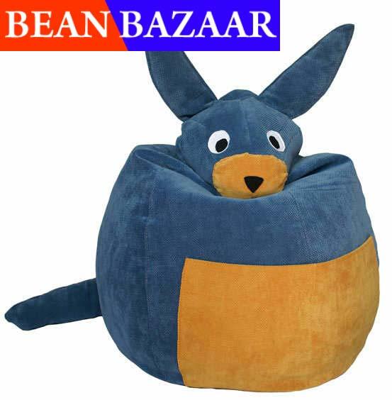 Cartoon Shaped Bean Bags