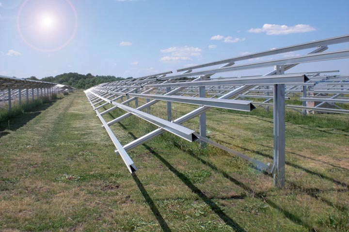 Solar Pv Module Mounting Structures Exporters Amp Exporters