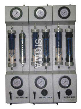 Gas Purification and Control Panel