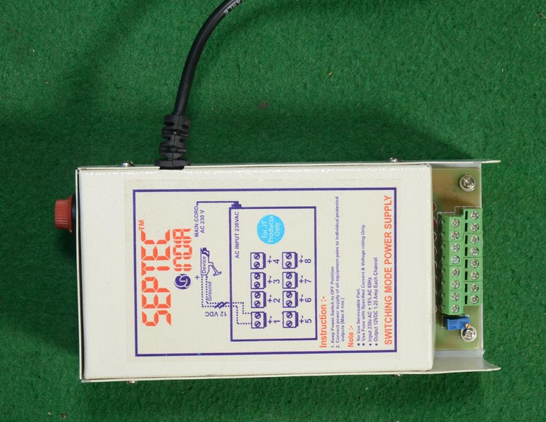 CCTV Camera Power Supply (SI 27)