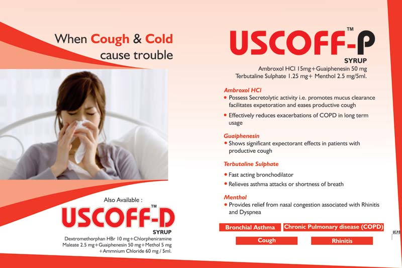Uscoff-P Syrup