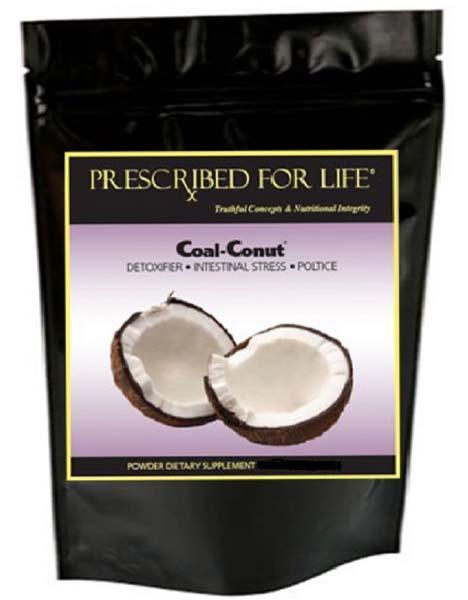 Activated Coconut Shell Charcoal Granular - Coal-Conut (coal-gran-25lb)