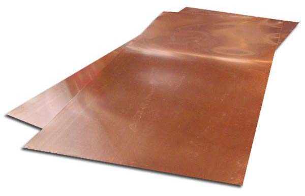 copper sheets manufacturer in vadodara gujarat india by singhal