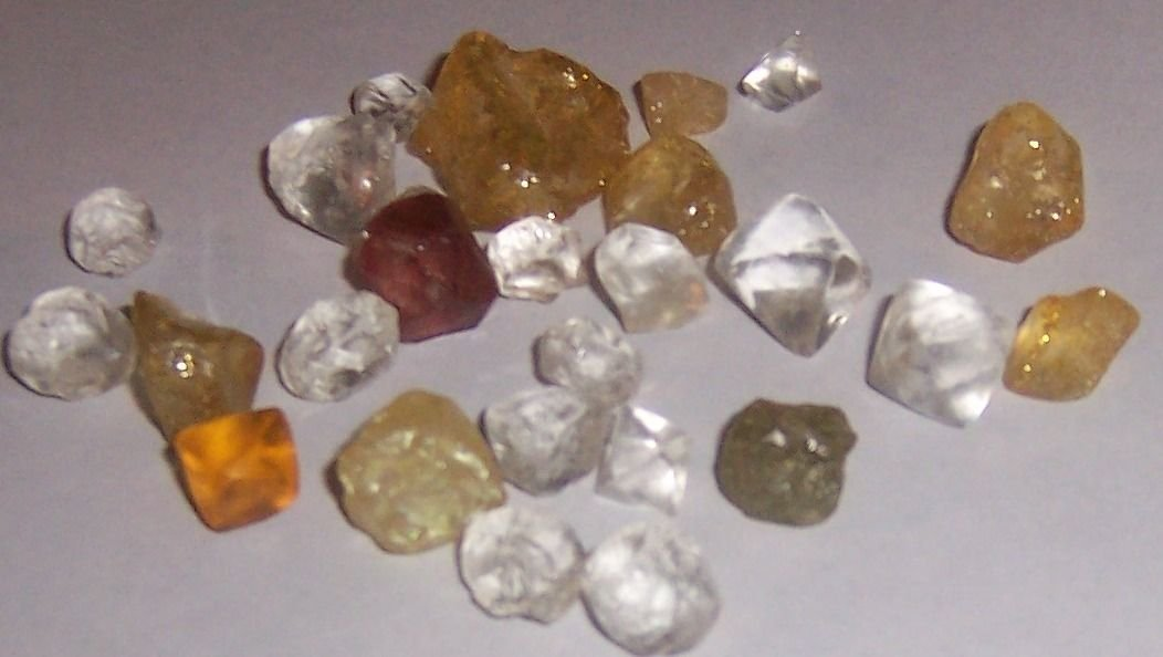 Natural Rough Diamonds For Sale Exporters Wholesale Suppliers From Fountain Valley Id 1336635