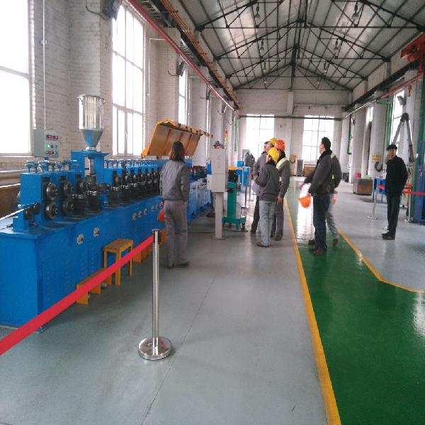 co2 flux cored welding wire production line Manufacturer ...