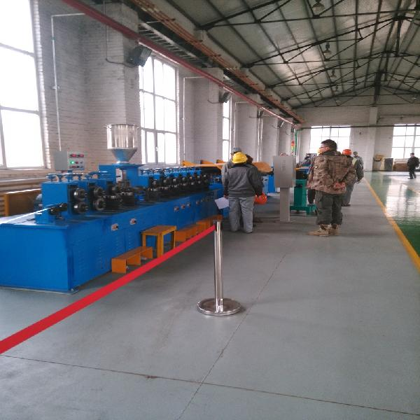 flux cored mig welding wire production line made in China ...