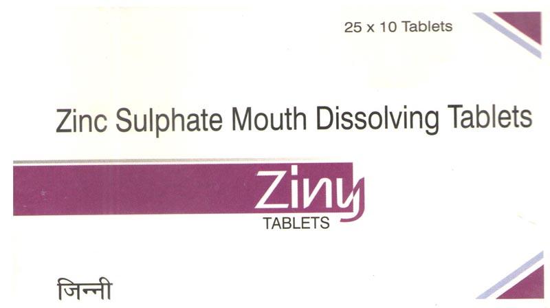 Ziny Tablets Manufacturer In Uttar Pradesh India By Utopia Medi
