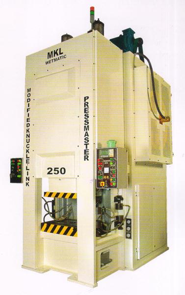 Modified Knuckle Link Press Machine (MKL Series)