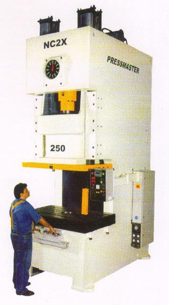 Single Point C Frame Press Machine (GLX Series) Manufacturer in ...