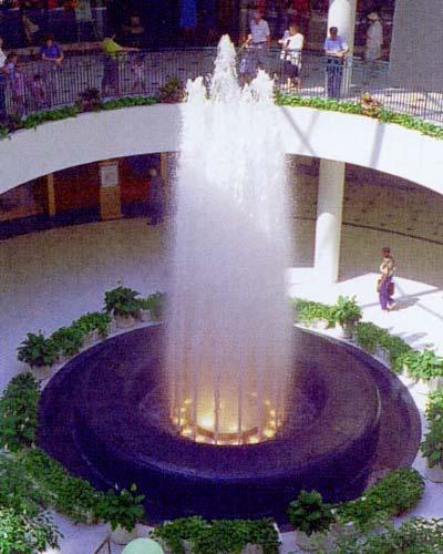 Aerator-jet- fountain