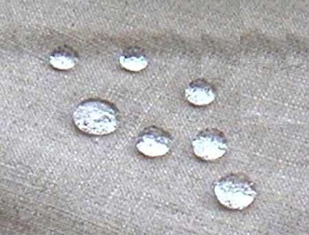 Water Repellent Fabric (WATRES)