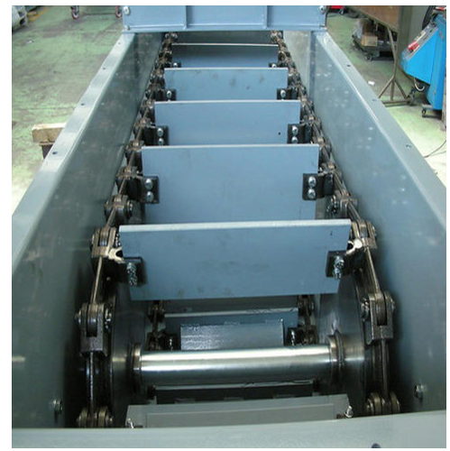 Redler Chain Conveyor Manufacturer in Gujarat India by TECHNO POWER