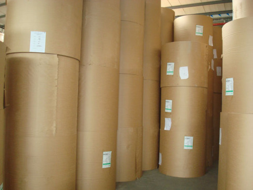 Brown White Kraft Paper Manufacturer In Thailand By Global