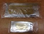 Depilatory Hair Cold Wax Strips