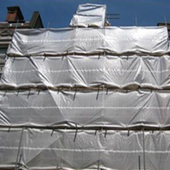 Glass Protection Scaffolding Net