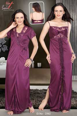 Buy Two Piece Nighty from Lee-on Impex 2509c733e