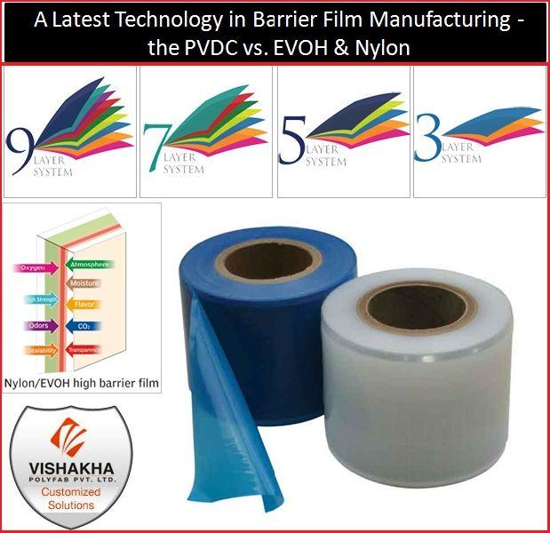 Buy PVDC Film from vishakha polyfab pvt  ltd , India | ID
