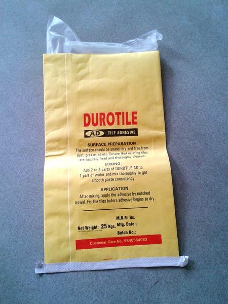 Chemical Packaging Paper Bag (001005)