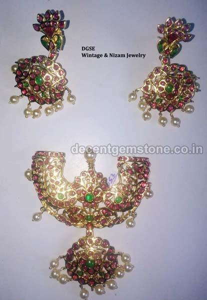 gemstone earrings