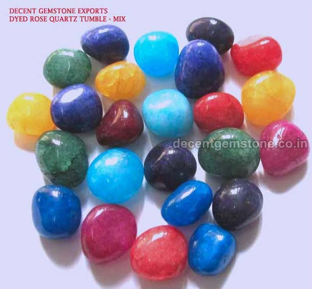 Mixed Tumbled Stones