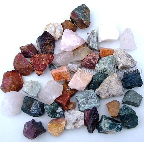 Rough Quartz Stones