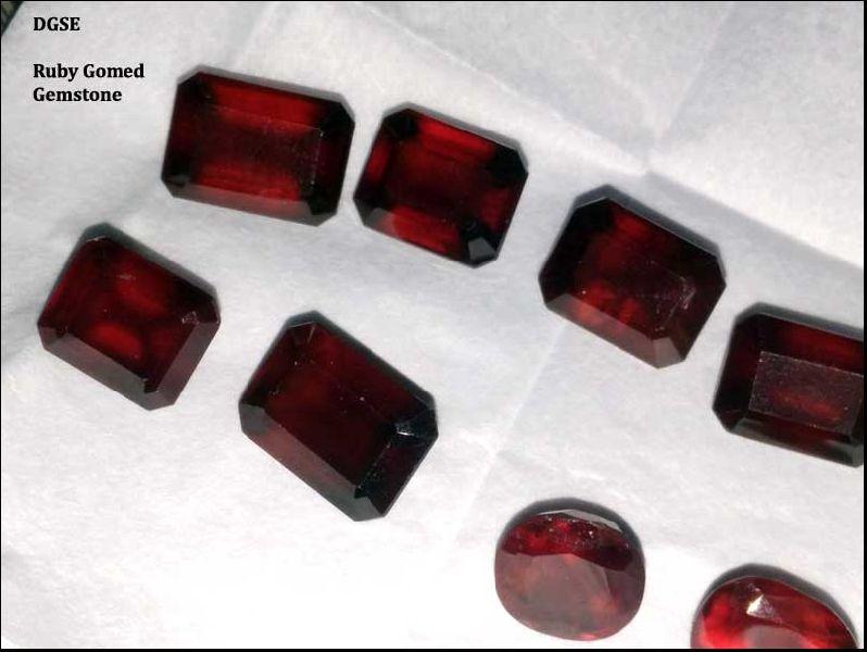 Ruby Gomed Gemstones